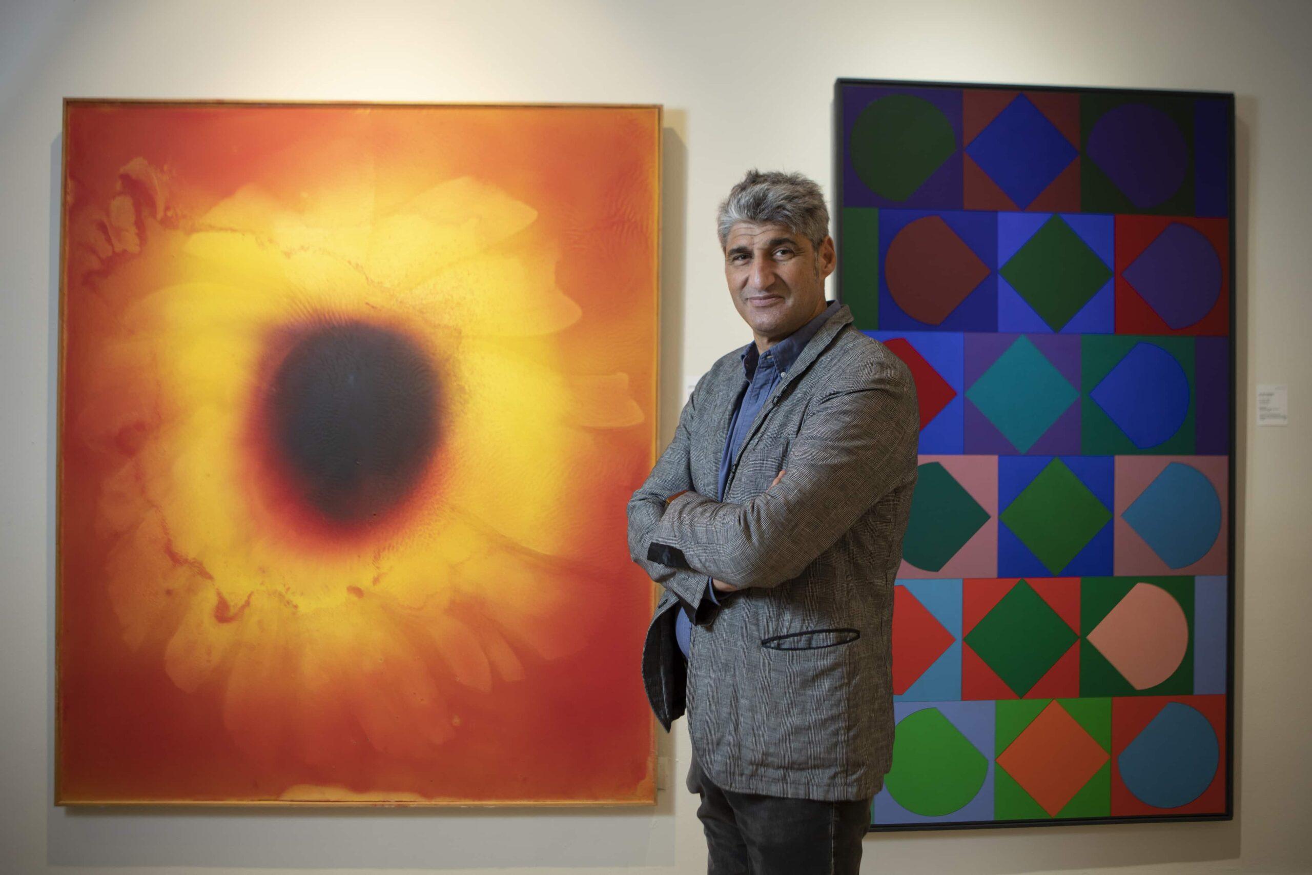 Gran éxito del Salón de Arte Moderno 2021